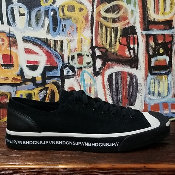 Converse Other - Jack purcell ox converse × neighborhood